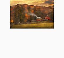 Autumn - Farm - Morristown, NJ - Charming farming Unisex T-Shirt