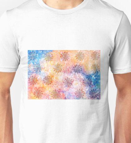 PINWHEELS PATTERN Unisex T-Shirt