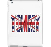Tommy (UK) iPad Case/Skin