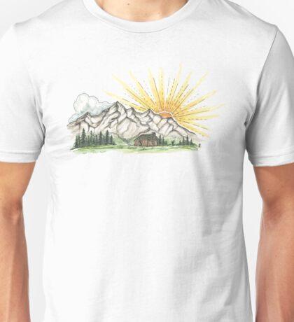 Mountain Sunshine Unisex T-Shirt