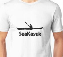 Sea Kayak Unisex T-Shirt
