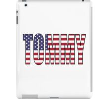 Tommy (USA) iPad Case/Skin