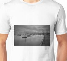 St Kilda marina, Melbourne Unisex T-Shirt