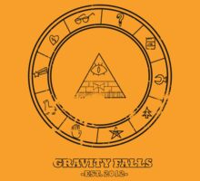 Gravity Falls by Zachary Simonton