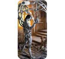 Cyberpunk Painting 034 iPhone Case/Skin