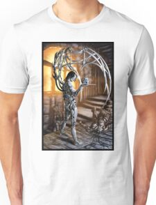 Cyberpunk Painting 034 Unisex T-Shirt