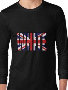White (UK) Long Sleeve T-Shirt