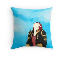 7 0 7 Throw Pillow