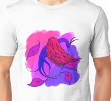 Phoenix Pride - Bisexual Unisex T-Shirt