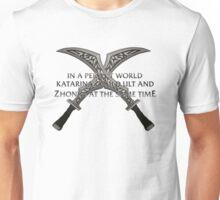 Quote Katarina League of legends Unisex T-Shirt