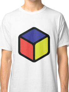 Cube Muted Tones Classic T-Shirt