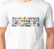 Mega Evolution Unisex T-Shirt