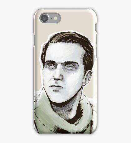 Simon Monroe In The Flesh Portrait iPhone Case/Skin
