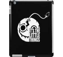 Little Things iPad Case/Skin