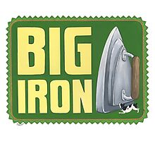 Big Iron Photographic Print