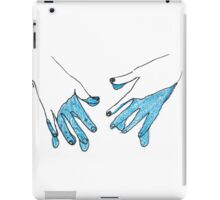 Wash Your Hands iPad Case/Skin