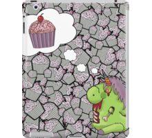 Zombie Unicorn Dreaming of Sweet Brain Food iPad Case/Skin