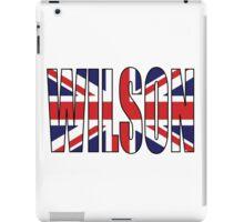 Wilson (UK) iPad Case/Skin
