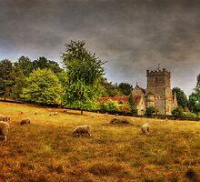 St Andrew's by Nigel Bangert
