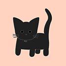 Theo Cat - Peach by Chopsy28