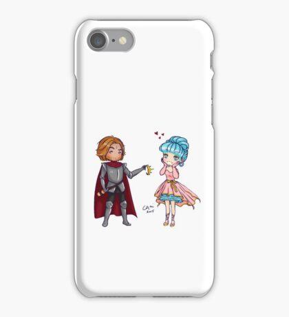 Valentine Tiara iPhone Case/Skin