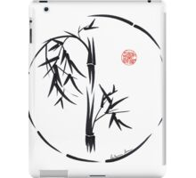 PASSAGE  - Original sumi-e enso ink brush art iPad Case/Skin