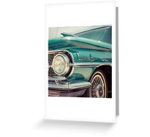 Back to the Classics Greeting Card