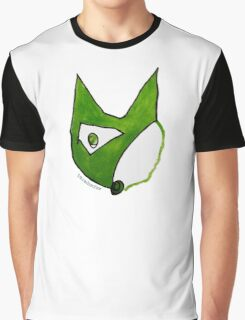 Paradox Fox Graphic T-Shirt