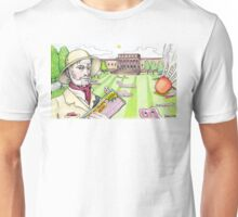 Colonel Mustard, Nelson-Atkins Museum of Art, Bacon Unisex T-Shirt