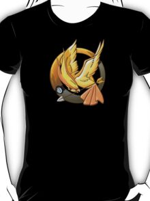 Hunger Phoenix Pokeball T-Shirt