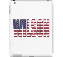 Wilson (USA) iPad Case/Skin