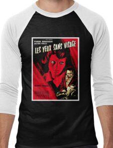 Les Yeux Sans Visage Men's Baseball ¾ T-Shirt