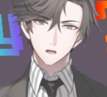 does is Jumin Han gay?? Sticker