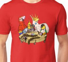 Bird Tea PARTY Unisex T-Shirt