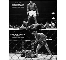McGregor / Ali Photographic Print