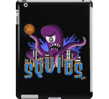 The Squids - Basketball Parody Team Logo iPad Case/Skin
