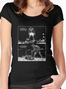 McGregor / Ali Women's Fitted Scoop T-Shirt