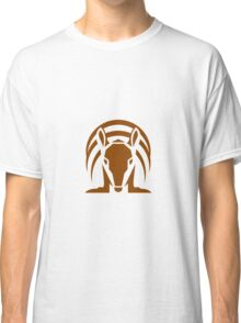 Armadillo Isolated Retro Classic T-Shirt