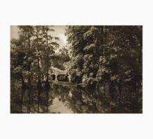 Bayou Bridge Reflection Kids Tee