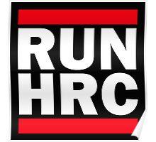 RUN HRC Poster