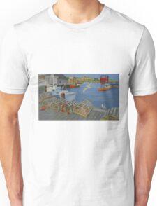 Peggy's Cove Harbour  Unisex T-Shirt