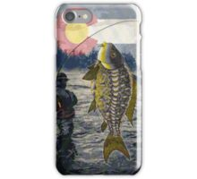 Mirror Carp iPhone Case/Skin