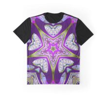 Bending Time Graphic T-Shirt
