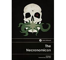 The Necronomicon Photographic Print