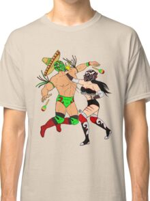 The Great Luchadores Classic T-Shirt