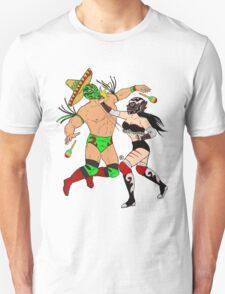 The Great Luchadores Unisex T-Shirt