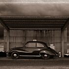 DKW 3=6 F91 Monte Carlo 1954 by Stefan Bau
