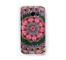 Bright and beautiful mandala Samsung Galaxy Case/Skin