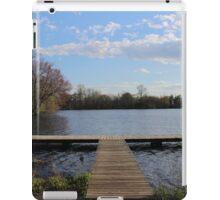 Serenity Dock iPad Case/Skin