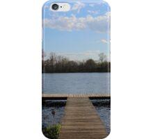 Serenity Dock iPhone Case/Skin